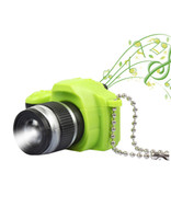 LED Audio Camera Model Key Chain Creative Ornaments Car Key ...