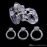 Vent Hole Design Male Chastity Device Cock Cage with Stealth...