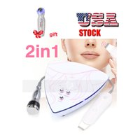 USA Stock home care devices 3Mhz ultrasonic skin scrubber fa...