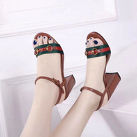 2019 summer new fashion women' s sandals sexy and fashio...