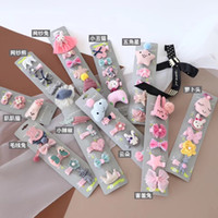 2019 Girl Hair Accessories Hairpin Hair Clip Bang Cute Decor...