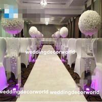 Yeni Tasarım akrilik kristal Düğün Kemer Düğün Arka Planında backgroup düğün sahne Dekorasyon Sahne Dekorasyon decor298