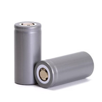 LiFePO4 32650 Batterie Lithium-Eisen-Phosphat-Power 6500mAh 25A hohe Entladungs Akku für Elektro-Motorrad-Fahrrad-Spielzeug