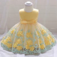 2019 Kids Tutu Birthday Princess Party Dress for Girls Infan...