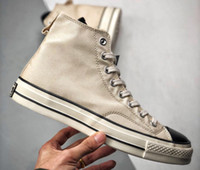 2019 Classic 1970s FOG Chuck 70 Men Women High Tops Taylor C...