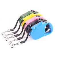 1 PCS Retractable Dog Leashes lead Pets Cats Puppy Leash Lea...