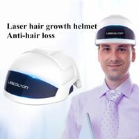 نظام نمو الشعر بالليزر الدويوي الطبية علاج سريع رموث خوذة 650nm lllt regrow جهاز كاب للرجال النساء