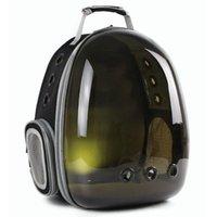 Portátil de viaje para mascotas morral del portador, Cápsula espacial de diseño de burbuja, para el perro pequeño gato
