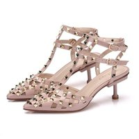 Summer Fashion Rome Rivet Tip Stilettos(Buy 10 and send one ...
