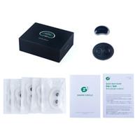 SNORE CIRCLE Dispositivo anti-ronco inteligente de baixa frequência com rolha de rolha e solução anti-ronco com APP de rastreamento do sono