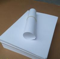Papier de liaison 85G 75% coton 25% en lin SASS PECT PECT PAPIER COULEUR DE COULEUR A4