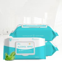 50PCS pack Disinfectant Wipes Alcohol Pads for Mobile Phones...