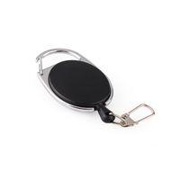 라이터 케이스 DHL 흡연 담배 휴대용 망원경 확장 키 체인 도난 방지 열쇠 고리 가죽 끈 여러 용도 혁신적인 디자인