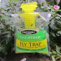 1 × المتاح يطير فخ غير السامة في الهواء الطلق الحشرات القاتل الماسك حقيبة مكافحة الحشرات الذباب الفخاخ