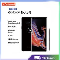 With Free Gift For Samsung Galaxy Note 9 Note9 N960U Origina...