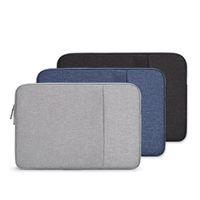 """Couverture de boîtier pour ordinateur portable pour sac de cahier MacBook Pro / Air / Retina 13 """"14"""" 15 """"Femmes Sac de poche à manches Ultrabook"""
