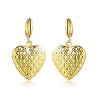 2019 новая мода любовь Сердце фаза box серьги открыть можно положить фото серьги золотой серебристый Fit женщина мадам День Святого Валентина подарки