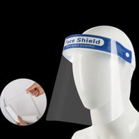 In Stock !! Safety Faceshield Transparent Full Face Cover Pr...