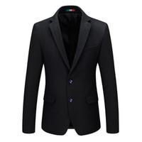 Abiti da uomo Blazer Blazer Singola strada American Man Man American Americana Cappotto Royal Blue Suit Giacca 2021 Costumi da stadio per cantanti Mens Blazer SR38