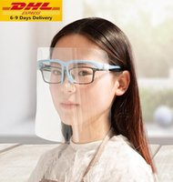 DHL Fast Shipping PET Goggles Face Shield Safety Oil- Splash ...