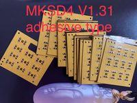 100pc 3시간 핫! MKSD4 blacksim IOS13.4.5--13.X 3M 접착제 접착제 VSIM V6 잠금 해제 카드 자동 팝업 IP6 6S 7 8 X XS XR XSMAX 11PRO의 gevey에 대한