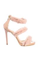 Trendyol искусственный мех женские классические туфли на каблуках TAKSS20TO0134