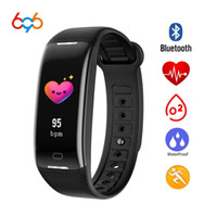 696 Z21 smart Heart rate band Color screen blood pressure pa...