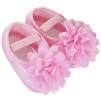 good quality Baby girls shoes Toddler Kid Baby Girl Chiffon ...