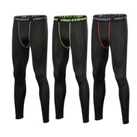 leggings yoga sport collants fitness fitness running running basketball pantalon de base pour hommes séchage rapide pantalon élastique respirant