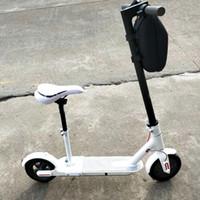 Assento M365 Scooter especial Buraco gratuito Saddle assento dobrável de amortecimento do assento M365 acessórios elétricos