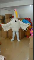 2019 hohe qualität Kräne eule adler maskottchen kostüme requisiten kostüme Halloween kostenloser versand