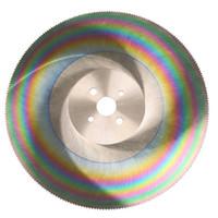 13-Zoll-Hochgeschwindigkeitsstahl Kreissägeblatt Trennscheiben Rad 350 * 1,6mm | 350 * 2,0 mm HSS-M42 Edelstahl Fräswerkzeugen Regenbogenschneid