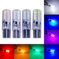10x T10 strobo Lampeggiante 194 W5W 22 LED 3014SMD T10 Led lustro durevole + Auto Strobe Flash Due modalità di lampadine funzionamento della vettura