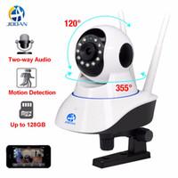 NUEVA Cámara IP de Jooan Cámara de seguridad WiFi Monitor de bebé 1MP CCTV IP WiFi Mini Kamera 720P Cámaras de vigilancia