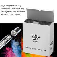 일회용 기화기 펜 0.5ML Vape 오일 카트리지 310mAh 배터리 D1 오일 Vape 펜 세라믹 코일 기화기 펜 Vape 키트 E 담배를 비 웁니다