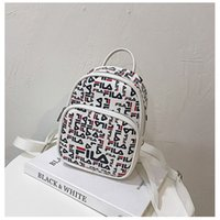 Stampa Logo Zaini per donne INS Backbag stile per studente Fashion Brand Women Backbag per esterno