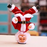 New Christmas Decorations Electric Inverted Street Dance San...
