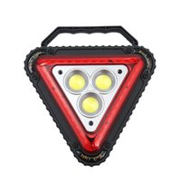 Factory direct triangle multifunctional 3cob50W work light p...