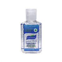 60ml istantaneo mano Igienizzante Gel Kills 99,99% Batteri autoadescante Hand Sanitizer portatile Disinfezione spray liquido Sapone FS9514