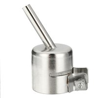 5mm Silver Stainless Steel Hot Air Nozzles for 858 858A 858D...