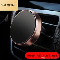 In Car Air Vent Magnetic Phone Bracket Universal Travel Cell...