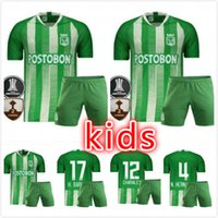 New Arrival. kids kit 2019 Atletico Nacional Medellin Soccer Jerseys 18 19  Medellin Home Green Football Shirts 2018 ... 0dcf4540e