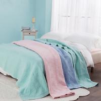 Außenhandel Die koreanische Sandwäsche wird durch Bettlaken, Quilt für Klimaanlagen, Decken für Wolldecken der Größe 150x200cm und 200x230cm gestoppt