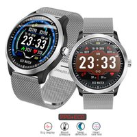 N58 ECG Smartwatch Men Smart Watch Support Electrocardiogram...