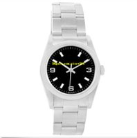 8 стиль 01 мужские часы 36 мм из нержавеющей стали часы 116900 77080 114200 116000 114200 114210 Air King Механические наручные часы