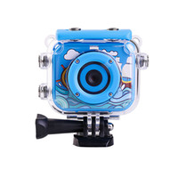 Mini Action Camera Go Waterproof Pro Fotocamera digitale da 2