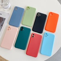 For Iphone 11 Pro Xs Max Xr Multicolor Soft Phone Case 7 8 X...