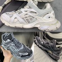 New high quality Triple S 2. 0 sneakers women shoesTRACK. 2 TR...