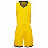 Günstige Basketball Jersey Sets für Männer Gute Qualität New Style 102