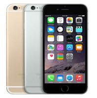 "iPhone original da Apple 6 Plus 16GB 64GB 128GB Dual Core 5.5"" IOS 3G WCDMA 4G LTE 8MP câmera Recuperado Telefone"